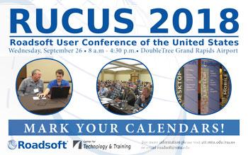 RUCUS 2018 Details
